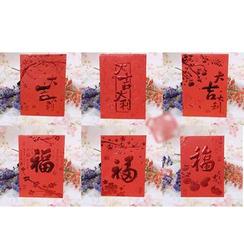 KUDOS - Set of 40: Red Pocket Set