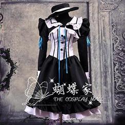 Coshome - Neon Genesis Evangelion Ayanami Rei Cosplay Costume