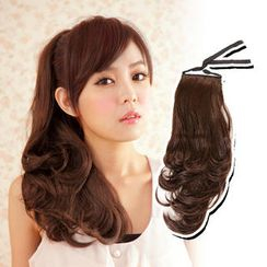 Clair Beauty - Hair Ponytails - Long & Wavy