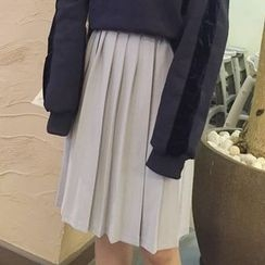Dute - Accordion Pleated Skirt