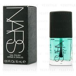 NARS - Nail Polish - #Base Coat (Clear with light blue/green tint)