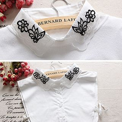Debii - Embroidered Decorative Collar