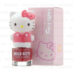 Sanrio - Race Hello Kitty Long Lasting Nail Polish (#04 Red)