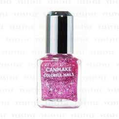 Canmake - Colorful Nails (#34 Pink Jelly)
