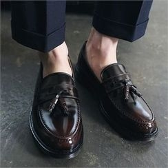 MITOSHOP - Tasseled Loafers