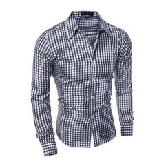 Hansel - Check Long Sleeve Shirt