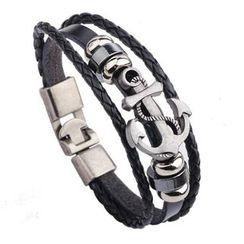 KINNO - Anchor Bracelet