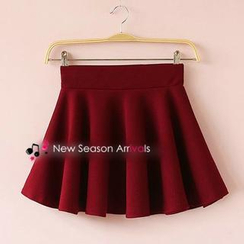Munai - A-Line Mini Skirt
