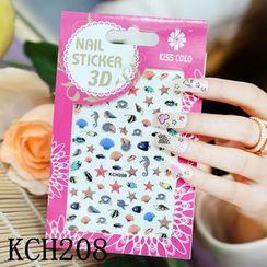 Nailit - Nail Sticker (KCT208)