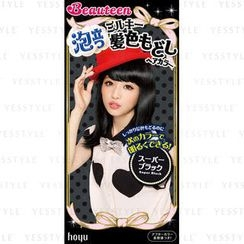 hoyu - Beauteen Bubble Hair Color #Super Black