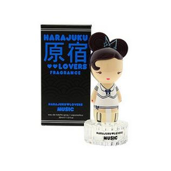 Harajuku Lovers Fragrance Music Eau De Toilette Spray
