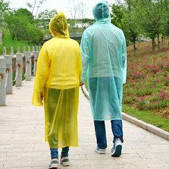 Homy Bazaar - PVC Raincoat