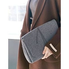 FROMBEGINNING - Wool Blend Clutch