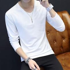 Kunji - 長袖T恤