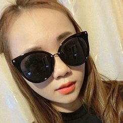Sunny Eyewear - Cat Eye Gradient Sunglasses