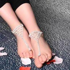 Seirios - Beaded Anklet / Bracelet