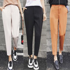 Sienne - Cropped Dress Pants