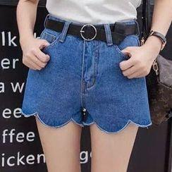 Honey House - Denim Shorts