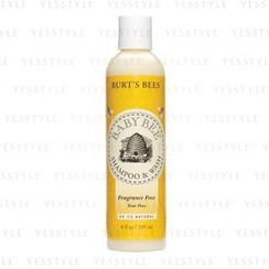 Burt's Bees - Baby Bee Fragrance Free Shampoo and Wash