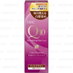 DHC - Q10 Revitalizing Hair Care Quick Color Treatment SS (Pink) (Light Brown)