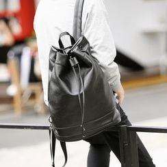 BagBuzz - 人造皮水桶背包