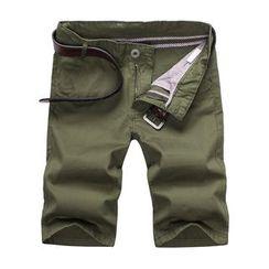 Keerme - 棉质短裤