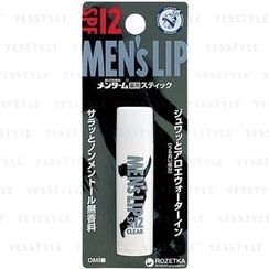 OMI - Menturm Men's Lip SPF 12 (Clear)