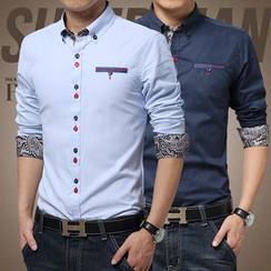 T for TOP - Long-Sleeve Shirt
