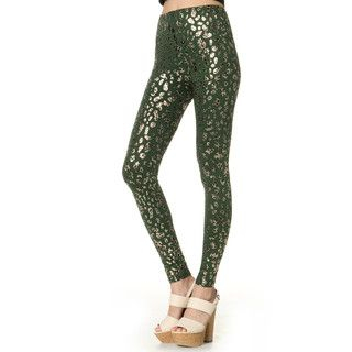 59 Seconds - Leopard Print Leggings