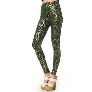 YesStyle Z - Leopard Print Leggings