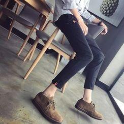 Telvi - Plain Cropped Pants