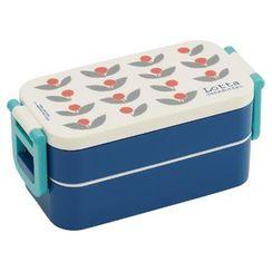 Skater - Lotta Jansdotter Tight 2 Layer Lunch Box