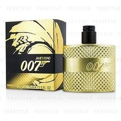 James Bond 007 - Eau De Toilette Spray (Limited Edition Gold)