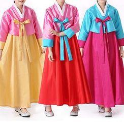 Willow Tree - Kids Korean Hanbok Dress
