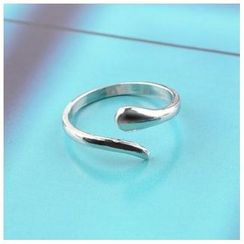 Trend Cool - Metal Open Ring