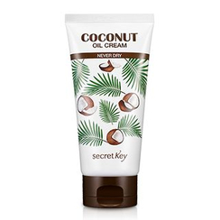 Secret Key -  Coconut Oil Cream Never Dry 150g
