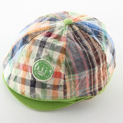 Madou - Babies Plaid Cap