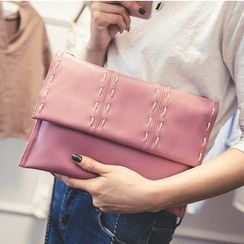 Devant - Faux Leather Clutch