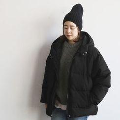 NANING9 - Hooded Padded Jacket