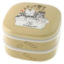 Miyamoto Sangyo - Okamoto Hajime Kutsuwa Picnic Lunch Box