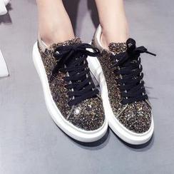 幸福鞋坊 - 閃閃休閑鞋