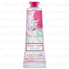 L'Occitane - Cerisier Pastel Hand Cream