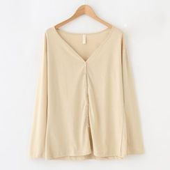 Meimei - V-Neck Cardigan