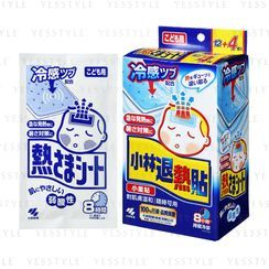 Kobayashi - Cooling Gel Sheet (for Children) (Large)
