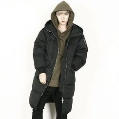 Remember Click - Duck-Down Padded Jacket