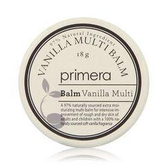 primera - Lip Balm - Vanilla Multi Balm