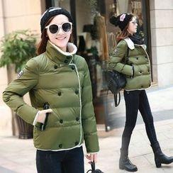 KILIN - Double-Breasted Padded Jacket