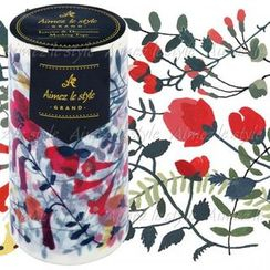 Aimez le style - Aimez le style Masking Tape Grand Wild flower Garland