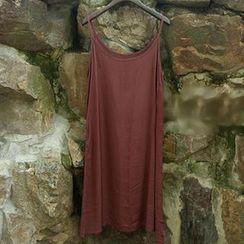 tete - 多色吊帶裙