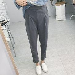 Rocho - Cropped Harem Pants
